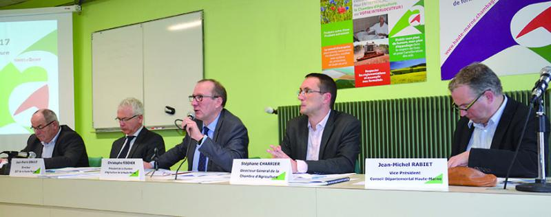 Session chambre d 39 agriculture accompagner les mutations - Chambre d agriculture offre d emploi ...