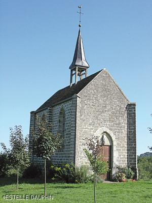 CHAPELLE STE GERMAINE
